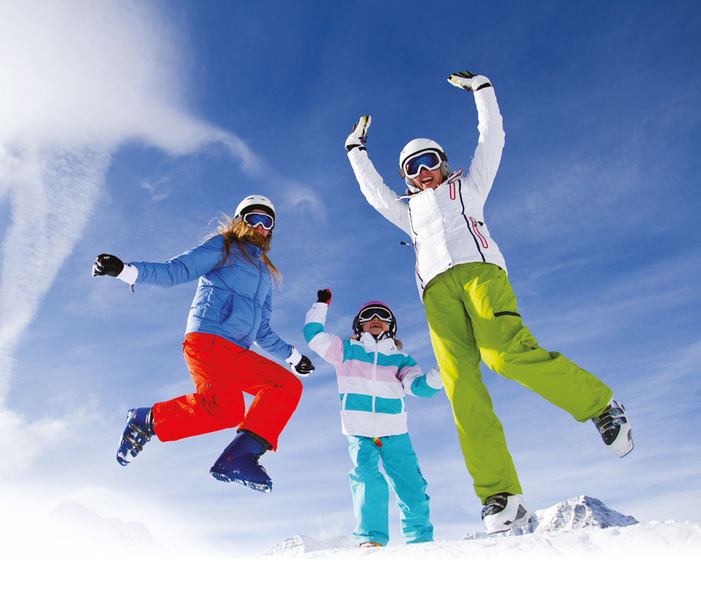 SKI FAMILY PACKAGE